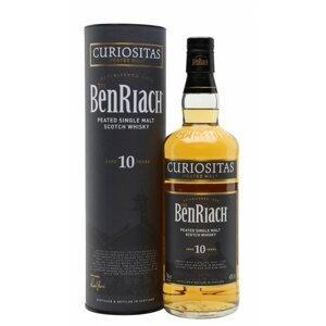 BenRiach Curiositas 10y 0,7l 46%