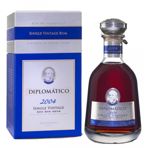 Diplomatico Single Vintage 2004 0,7l 43% GB