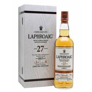 Laphroaig 27y 0,7l 41,7%
