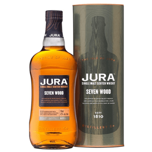 Isle Of Jura Seven Wood 0,7l 42%