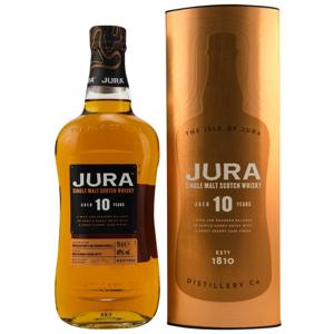 Isle Of jura 10y 0,7l 40% Tuba