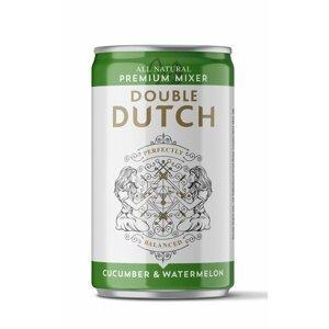 Double Dutch Cucumber & Watermelon 0,15l Plech