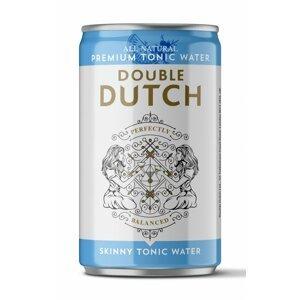 Double Dutch Skinny Tonic Water 0,15l Plech