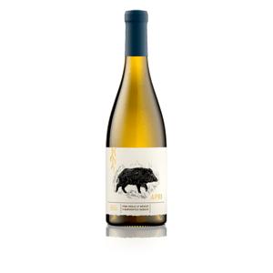 Trávníček & Kořínek Chardonnay APRI MAGNUM Moravské zemské víno 2015 1,5l 13,5%