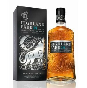 Highland Park Loyalty of the Wolf 14y 1l 42,3%