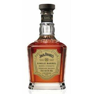 Jack Daniel's Single Barrel Strength 0,7l 64,5%