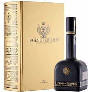 Legend of Kremlin book Gold 0,7l 40% GB