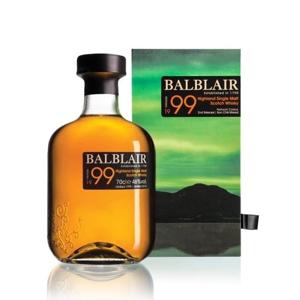 Balblair 3rd Release 1999 0,7l 46%