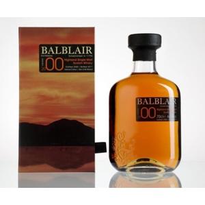 Balblair 2nd Release 2000 0,7l 46%