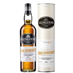 Glengoyne Batch No. 007´ Cask Strength 0,7l 58,9%