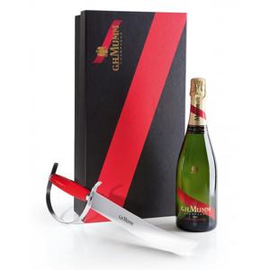 Mumm Cordon Rouge - sabrage set 0,75l 12%