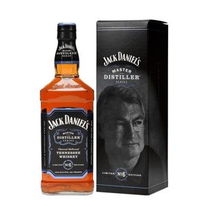 Jack Daniel's Master Distiller No.6 0,7l 43% L.E.