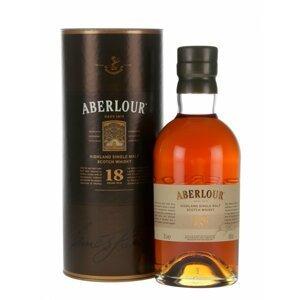 Aberlour 18y 0,5l 43%