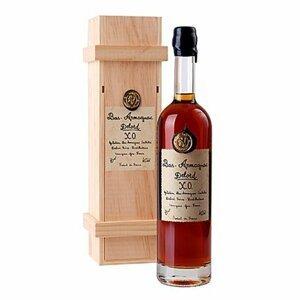 Armagnac Delord XO 1,5l 40% Dřevěný box