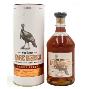 Wild Turkey Rare Breed Barrel Proof 0,7l 54,1% Tuba