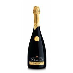 Bohemia sekt Chardonnay Prestige Jakostní šumivé víno stanovené oblasti 0,75l 13,0%