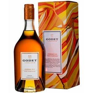 Godet Cognac XO Fine Champagne Bonaventure 0,7l 40%
