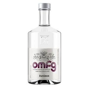 OMFG Gin Žufánek 2019 0,5l 45% L.E.