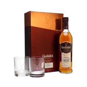 Glenfiddich Malt Master's Edition 0,7l 43% + 2x sklo GB