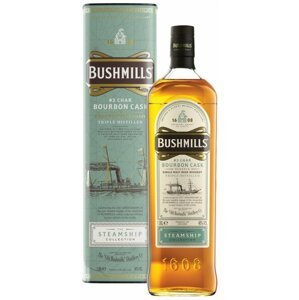 Bushmills Steamship Bourbon Cask 1l 40%