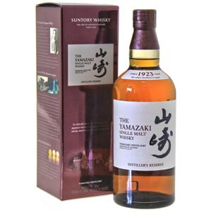 Yamazaki Single Malt Whisky Distiller's Reserve 0,7l 43%