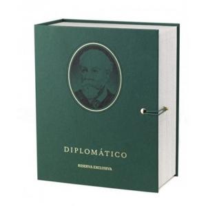 Diplomatico Reserva Exclusiva 12y 0,7l 40% Kniha