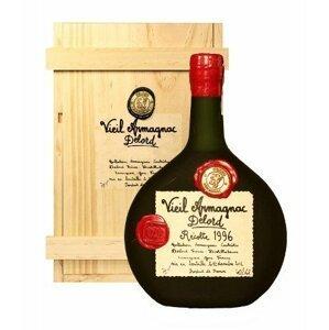 Armagnac Delord 1999 0,7l 40% Dřevěný box