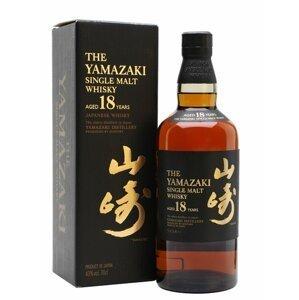 Yamazaki Single Malt Whisky 18y 0,7l 43%