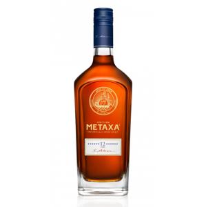 Metaxa 12* 0,7l 40% GB