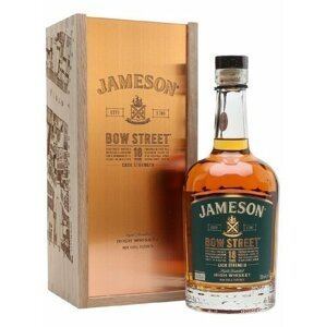 Jameson Bow Street 18y 0,7l 55,3%