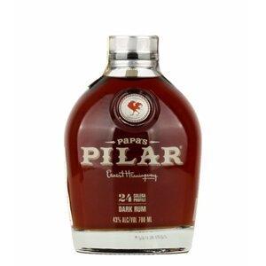 Papa's Pilar Dark 24y 0,7l 43%