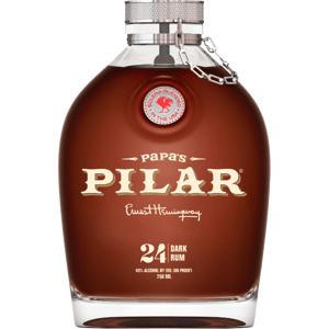 Papa's Pilar Bourbon 24y 0,7l 43%