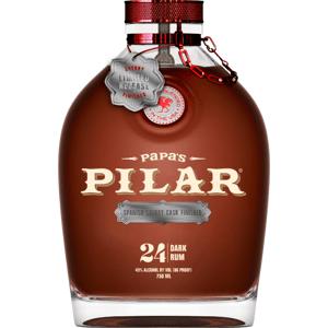 Papa's Pilar Sherry Cask 24y 0,7l 43%