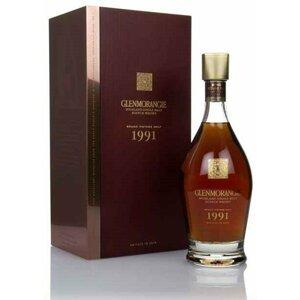 Glenmorangie Grand Vintage Malt 1991 0,7l 43% Dřevěný box