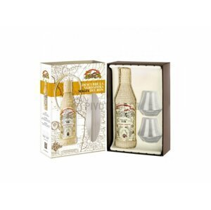 Rum Millonario Solera Reserva Especial 15y 0,7l 40% + 2x sklo GB