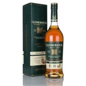 Glenmorangie Quinta Ruban 14y 0,7l 46% GB