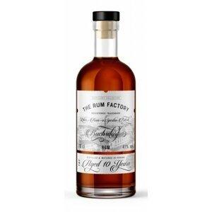 The Rum Factory 10y 0,7l 41%