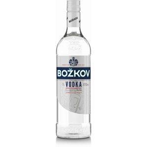 Božkov Vodka 1l 37,5%