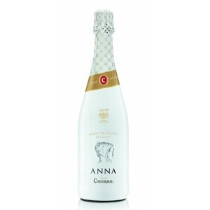 Anna de Codorníu Blanc de Blancs Brut Reserva 0,75l 11,5%
