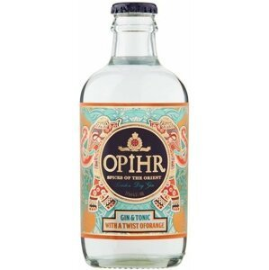 Opihr Gin&Tonic Twist of Orange 0,275l 6,5%