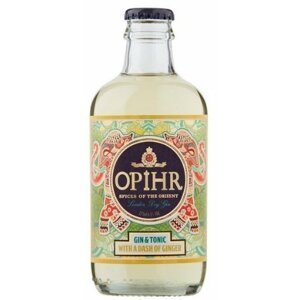 Opihr Gin&Tonic Dash of Gingerl 0,275l 6,5%