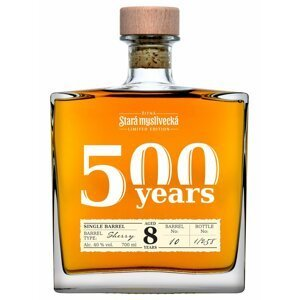 Stará Myslivecká Single Barrel Sherry 8y 0,7l 40% L.E.