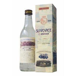 Slivovice z Razova 0,35l 50% L.E.