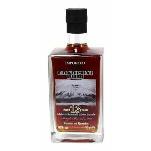 Cotopaxi Rum 13y 0,7l 40% GB