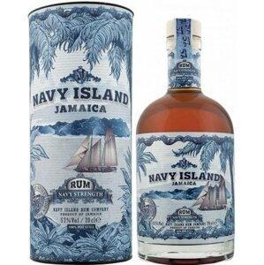 Navy Island Strenght Rum 0,7l 57% Tuba