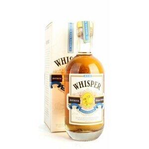 Whisper Antigua Gold Rum 0,7l 40% GB
