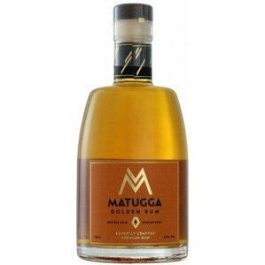 Matugga Golden Rum 0,7l 42%