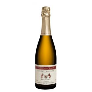 Crémant d'Alsace Brut Reservé Baur BIO Reserve 0,75l 12,5%