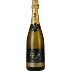 Crémant d'Alsace Excellence Brut Pfaff 0,75l 12%