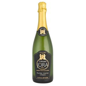 Crémant du Jura Blanc Brut 0,75l 12%